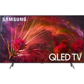 Samsung 75 in. QLED HDR 4K 120Hz SMART TV QN75Q8FNBFXZA
