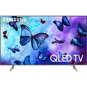 Samsung 75 in. QLED HDR 4K 120Hz SMART TV QN75Q6FNAFXZA