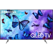 Samsung 65 in. QLED HDR 4K 120Hz SMART TV QN65Q6FNAFXZA
