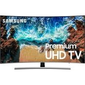 Samsung 65 in. 4K HDR 120Hz Smart TV UN65NU8500