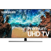 Samsung 65 in. 4K HDR 120Hz SMART TV UN65NU8000