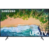 Samsung 65 in. 4K HDR 60Hz Smart TV UN65NU7100