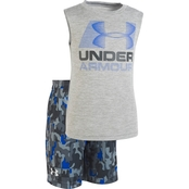 Under Armour Infant Boys Atlas Set