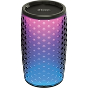 iHome Color Changing Bluetooth Rechargeable Speaker with Speakerphone