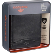 Dockers Men's Passcase Wallet