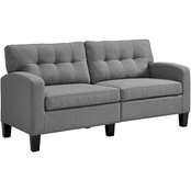 Dorel Living Zakari Sofa