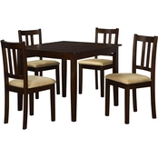 Dorel Living Redmond 5 pc. Dining Set