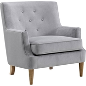 Dorel Living Jordie Accent Chair