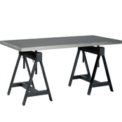 Signature Design by Ashley Minnona Rectangular Adjustable Height Dining Table