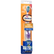 Arm & Hammer Spinbrush Pro Clean Battery Medium Toothbrush