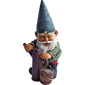 Design Toscano Water Pump Pete Garden Gnome Statue