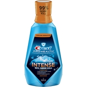 Crest Pro-Health Intense Mouthwash Clean Mint