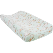 Trend Lab Dr. Seuss Oh, the Places You'll Go! Plush Changing Pad Cover