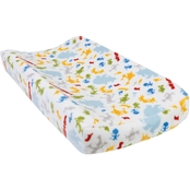 Trend Lab Dr. Seuss Friends Plush Changing Pad Cover