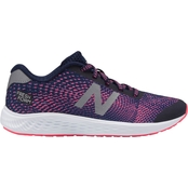 New Balance Grade School Girls KJARNSPY Cush Running Shoes