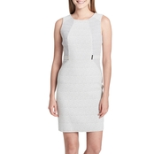 Calvin Klein Collection Animal Sheath Dress
