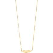 Spartina 449 Sea La Vie 18K Goldtone Adjustable 18 in. Necklace