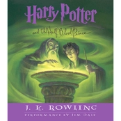 Harry Potter and the Half-Blood Prince Unabridged Audiobook