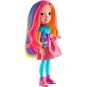 Fisher-Price Nickelodeon Sunny Day Magic Hair Doll