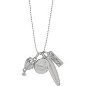 Spartina 449 Southern California 18 in. Charm Necklace