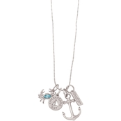 Spartina 449 Chesapeake Bay 18 in. Charm Necklace
