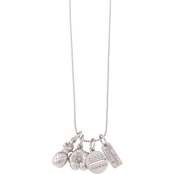 Spartina 449 Hawaiian Islands 18 in. Charm Necklace