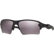 Oakley Flak 2.0 XL Matte Black/Prizm Daily Polarized Sunglasses 9188
