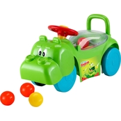 Pacific Cycle Kid Trax Hungry Hippo Activity Ride On Toy