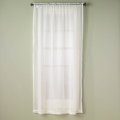 Simply Perfect Fontana Sheer Window Curtain Panel 54 x 84