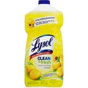Lysol All Purpose Cleaner, Sparkling Lemon Sunflower Essence