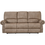 Bassett Prescott Power Reclining Sofa
