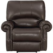 Bassett Club Level Prescott Wallsaver Power Recliner