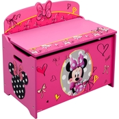 Disney Minnie Mouse Deluxe Toy Box