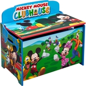 Disney Mickey Mouse Deluxe Toy Box