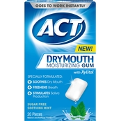 ACT Dry Mouth Gum 20 Ct.