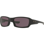 Oakley SI Fives Squared Black/PRIZM Grey Sunglasses 9238