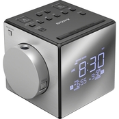 Sony Alarm Clock Time Projector