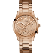Guess Women's Multifunction Dual Chronograph 36mm U1070L