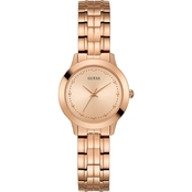 Guess Women's Slim Classic Watch 30mm U0989L