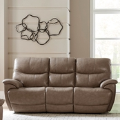 Bassett Brookville Power Reclining Sofa
