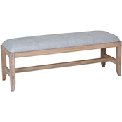 Scott Living Auburn Upholstered Accent Bench