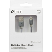 Targus iStore Lightning Charge 4 ft. Braided Cable