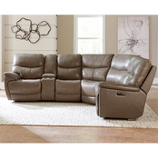 Bassett Club Level Brookville 6 pc. Sectional