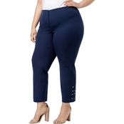 Alfani Plus Size Hollywood Waist Pants
