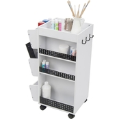 Studio Designs 4 Sided Swivel Organizer Cart