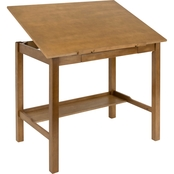 Studio Designs Americana II 36 x 48 in. Wood Drawing Table