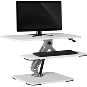 Calico Designs Studio Lift 32 in. Wide Height Adjustable Desktop Riser