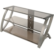 Calico Designs Futura Advanced 3 Shelf TV Stand