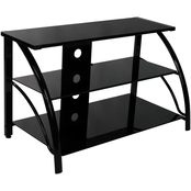 Calico Designs Stilletto 3 Shelf TV Stand