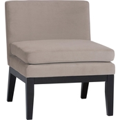 Studio Designs Home Cornice Contemporary Slipper Chair